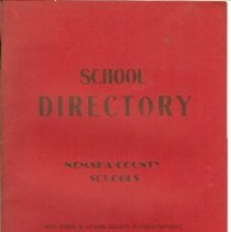 Image of Directory School Nemaha County
