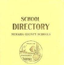 Image of School Directory Nemaha County