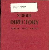 Image of Directory Nemaha County School