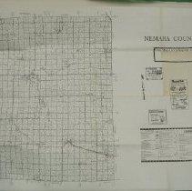 Image of Nemaha County Map