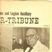 Image of Dr. Barnes, Dr. Gilbert, Dr. B
