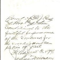 Image of Jail Contract