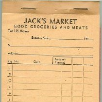 Image of Jack's Market
