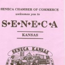 Image of Seneca Fire Department Brochur