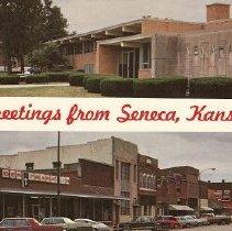 Image of Seneca Postcard