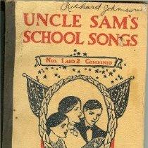 Image of Uncle Sam's School Songs