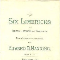 Image of Six Limericks