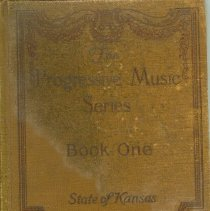 Image of Book - The Progressive Music Series Book One State of Kansas