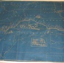 Image of Pony Express Map