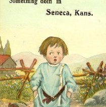 Image of Post Card from Seneca
