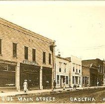Image of South side Main Street, Sabeth