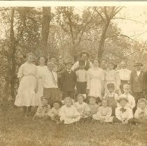 Image of Family Gathering