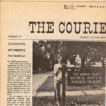 Image of Amelia, Courier - Tribune