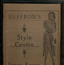 Image of Poster - Heffron's