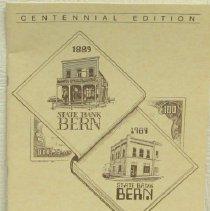 Image of Bern Bank Book