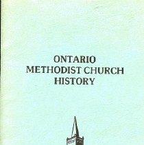 Image of Ontario Meth Church history