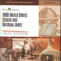 Image of 1880 Census