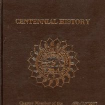 Image of GFWC book - history