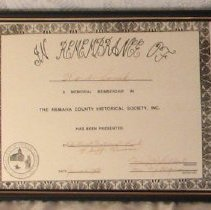 Image of Memorial Membership