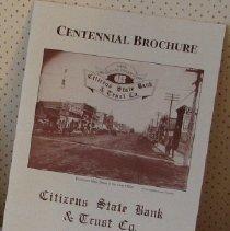 Image of Centennial Brochure