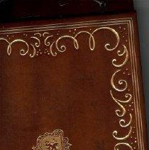 Image of Women's Club scrapbook