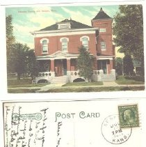 Image of Post card of