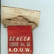 Image of Seneca Lodge No. 60 AOUW