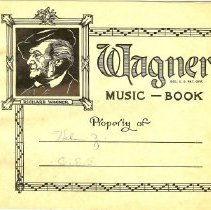 Image of Wagner Music Book