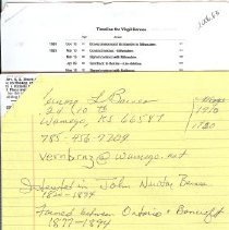Image of Barnes baseball manuscript