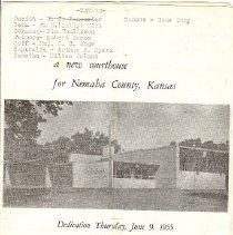 Image of Courthouse Dedication