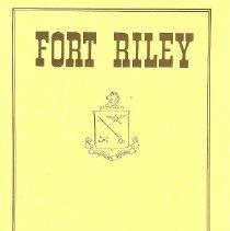 Image of Ft. Riley Hiistory