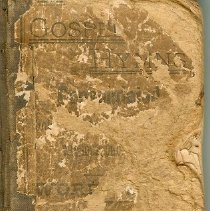 Image of Gospel Hymn Book