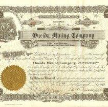 Image of Oneida Mining Company