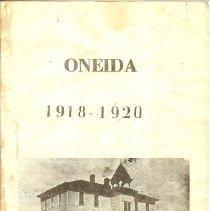 Image of Oneida Book