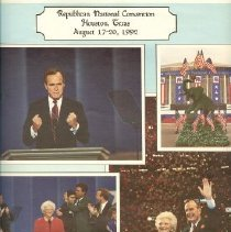 Image of Bush Poster