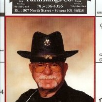 Image of NM Co Sheriff's Calendar