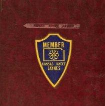 Image of Scrapbook - Member Kansas Jaycee Jaynes