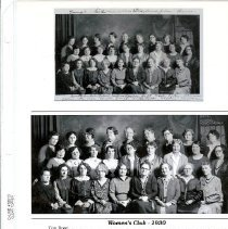 Image of 1930 Seneca Women's Club