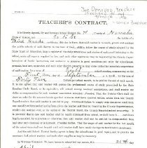 Image of Dis #71, Nemaha Co Contract
