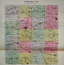 Image of Nemaha county Plaat Map 1886