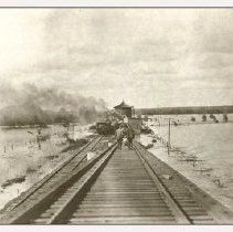 Image of KC & NW Railroad Seneca Ks