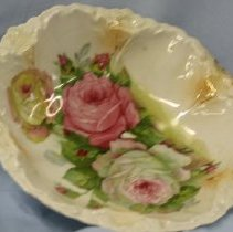 Image of Painted China Bowl
