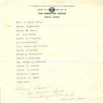 Image of Amer Leg list