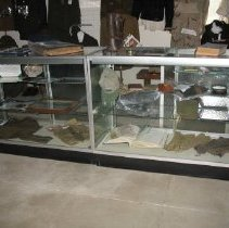 Image of Display cases