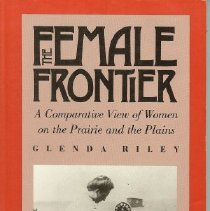 Image of The Female Frontier