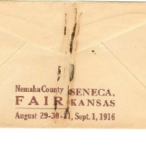Image of Back of envelope