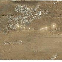 Image of Post card,  Seneca white way