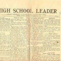 Image of Oneida school Paper1929-31