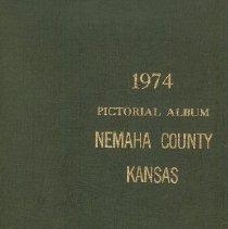 Image of 1974 Pictorial Album Nemaha C