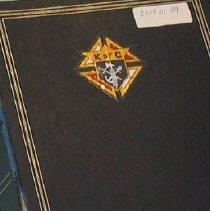 Image of KofC scrapbook